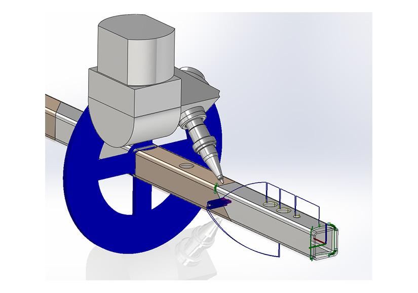 3D Tool Stimulation