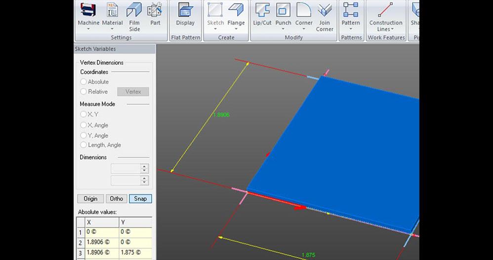 Feature Flexible Design Tool